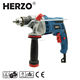 HERZO Power Tools 850W Powerful Motor Impact Drill 13MM