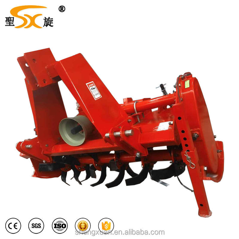 Factory directly supply farm/agricultural rotary cultivator mulching machine