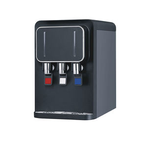 small hot and cold desktop water dispenser