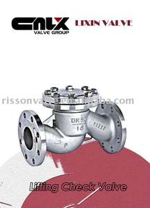 Stainless Steel Lifting Check Valve