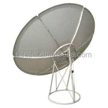 C band 6ft satellite dish antenna