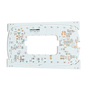 Smd 5050 Panel Aluminium Led Papan Sirkuit Berubah Warna Pcb