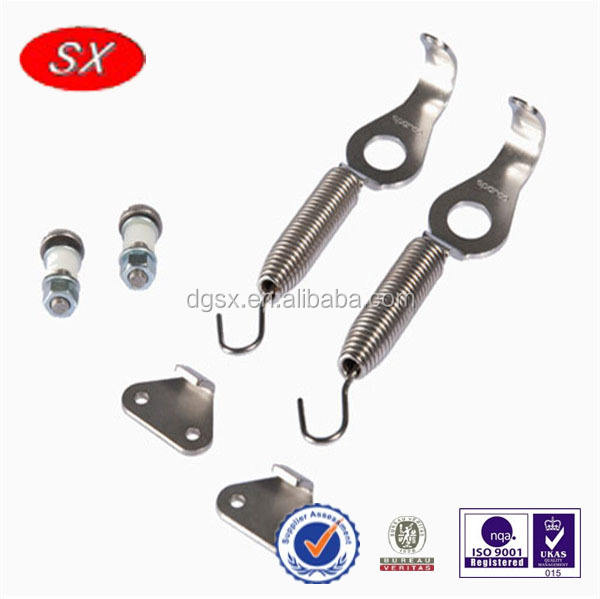 ustomized spring clip hook manufacturer in china