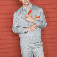 Custom Logo Worker Wear work clothing mechanic men Uniforms For Work