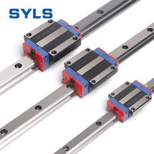 China CNC Linear Motion Guide Rail Hiwin Linear Guideway LM Guide