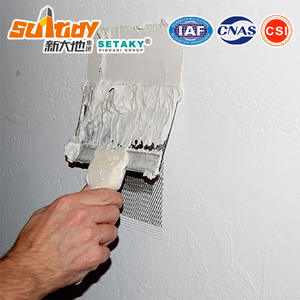white cement based-wall putty powder (skim coat) - for concrete--SETAKY XINDADI GROUP