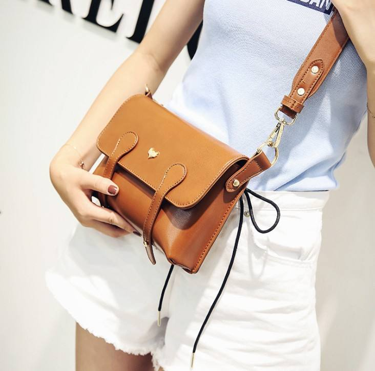 O novo sacos será feita em uma casa de moda das mulheres