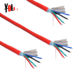 China Cable Cable Cable China Supplier New Product 24AWG Stranded Unshielded 4 Cores Security Alarm Cable