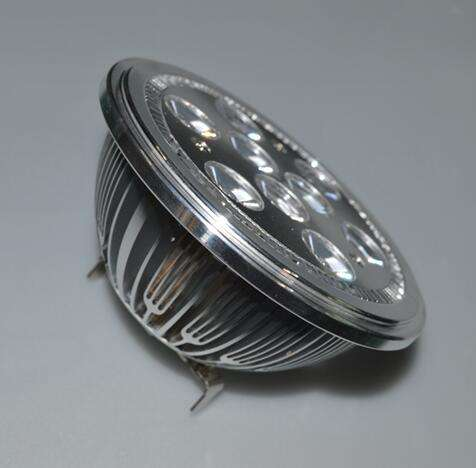 Driver Terisolasi 2500K-7000K Led G53 Gu10 E27 9W Ar111 Led