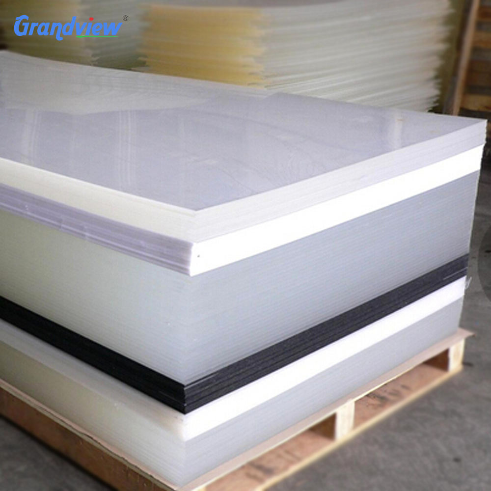 1mm 3mm 5mm 8mm Clear Extruded Acrylic Sheet