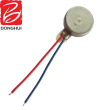 8mm 10mm 12mm diameter 2mm 3mm height coin vibration motor for bluetooth device