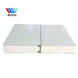 AU standard Insulated 50mm eps panels wall panels z lock sandwich paneldwich Panel