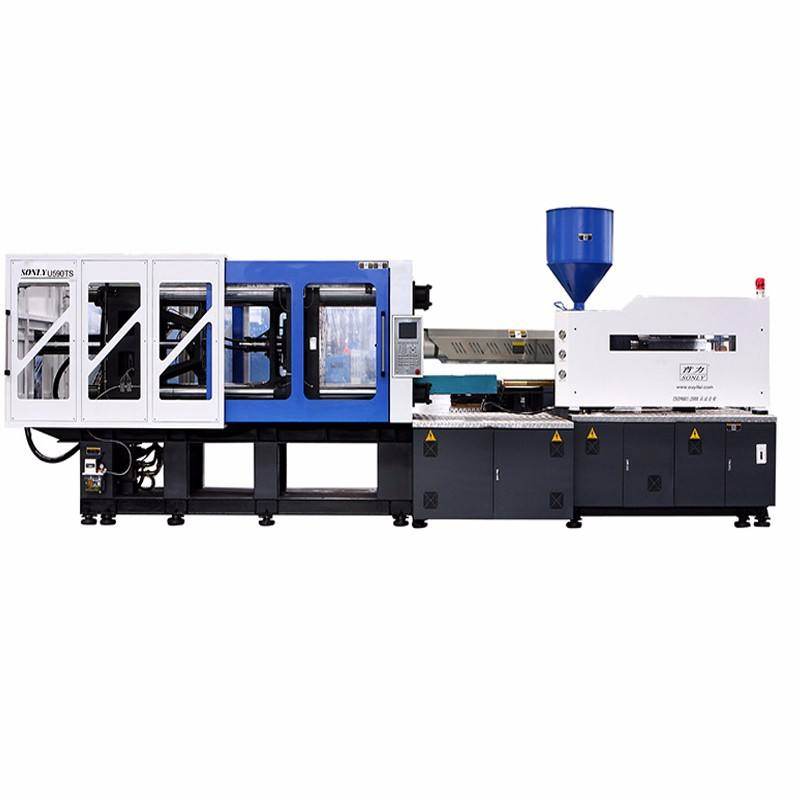 SONLY U590TS Injection Molding Machine plastic moulding servo motor machine desk making machine 600 ton