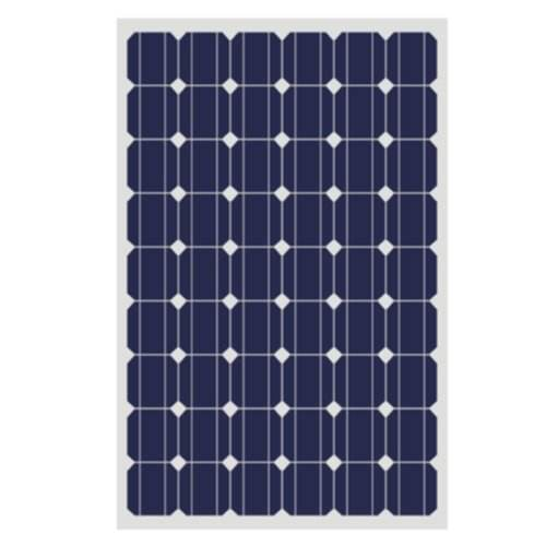 Quality-assured new product solar panel