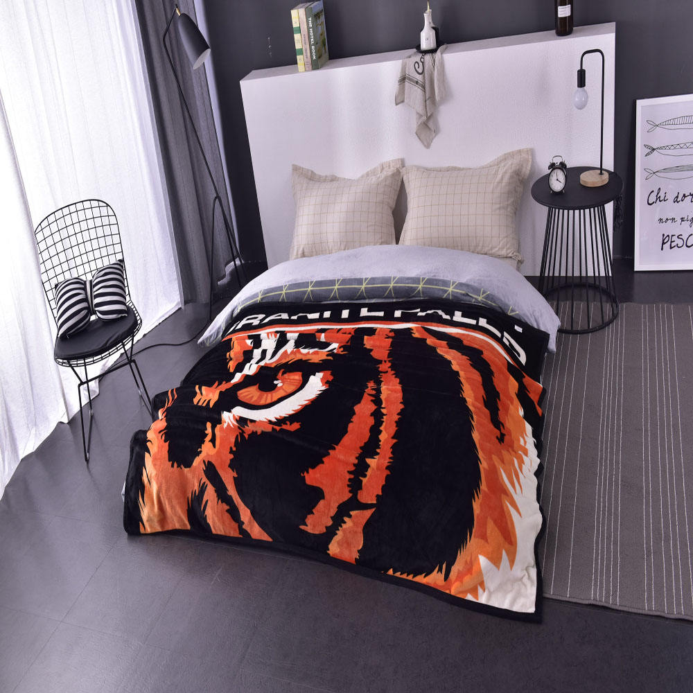 Quality Custom Print Throw Blanket