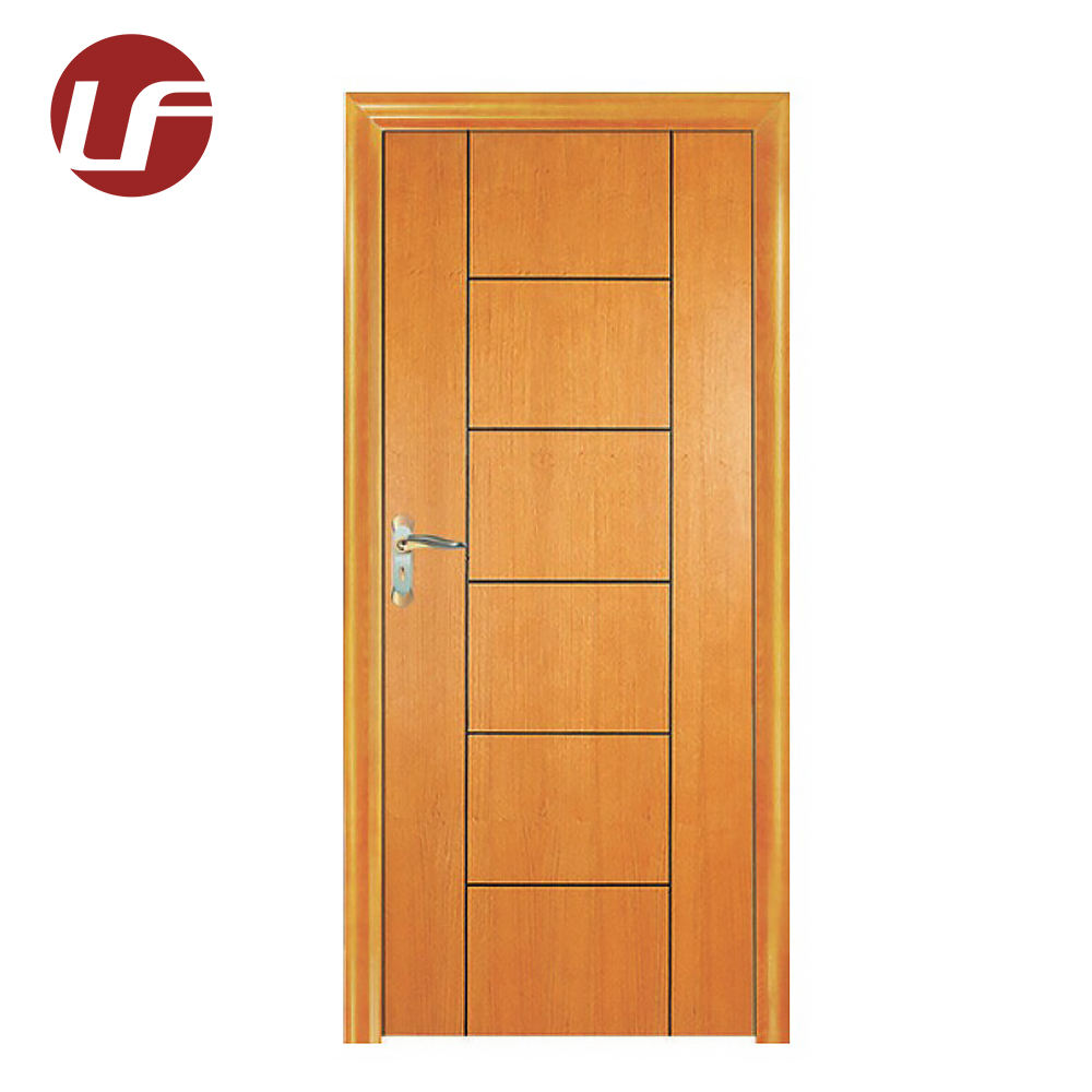 Professional soundproof durable hotel latest design interior entry doors plywood door
