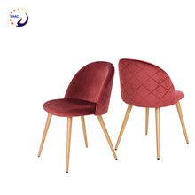 Furniture living room furniture sets wooden furniture designs PRINK velvet chair