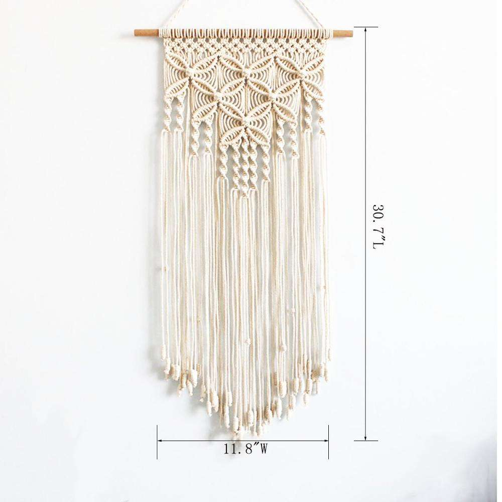 Best selling macrame wall hanging nordic decor , macrame wall hanging home decor wall