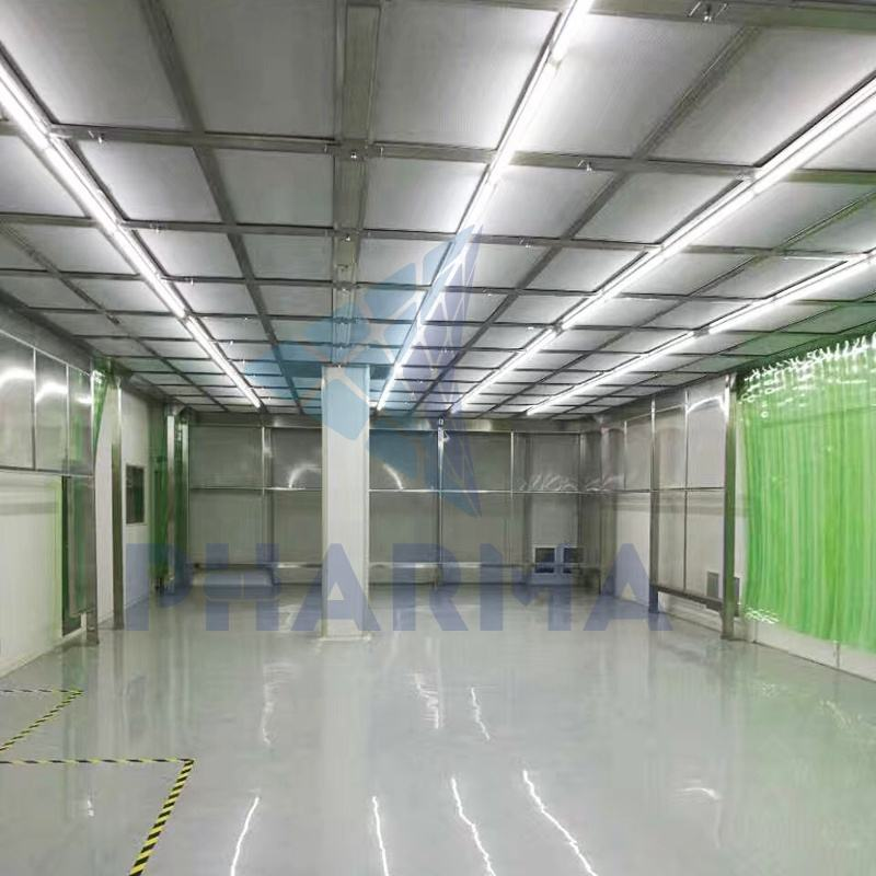 الجملة Pharmaceutical Clean Room نظام