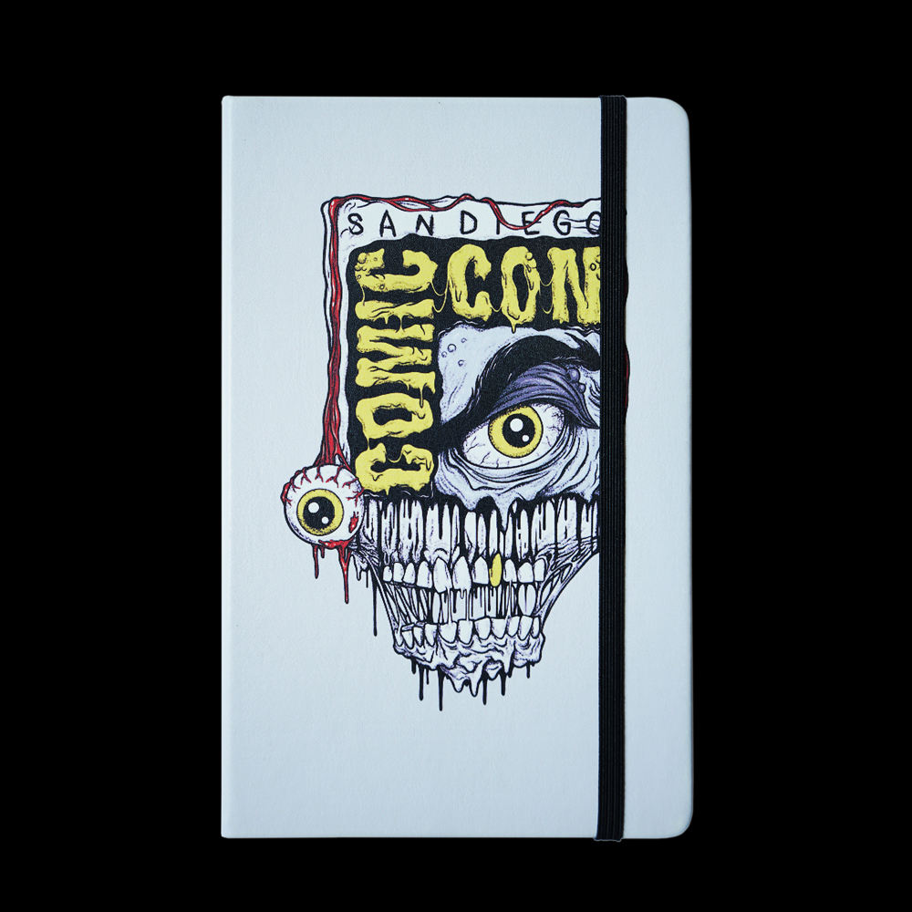 Personalized Full Color UV Printing Death Notebook A5 Size Notebook WithThick 100g Paper