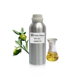 Cold Pressed Cosmetic Grade Pure Golden Jojoba Oil