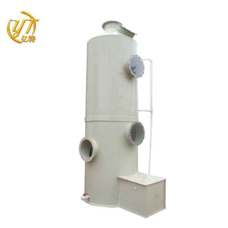 Farms CO2 Scrubber Gas Cleaner Wet Absorption Column