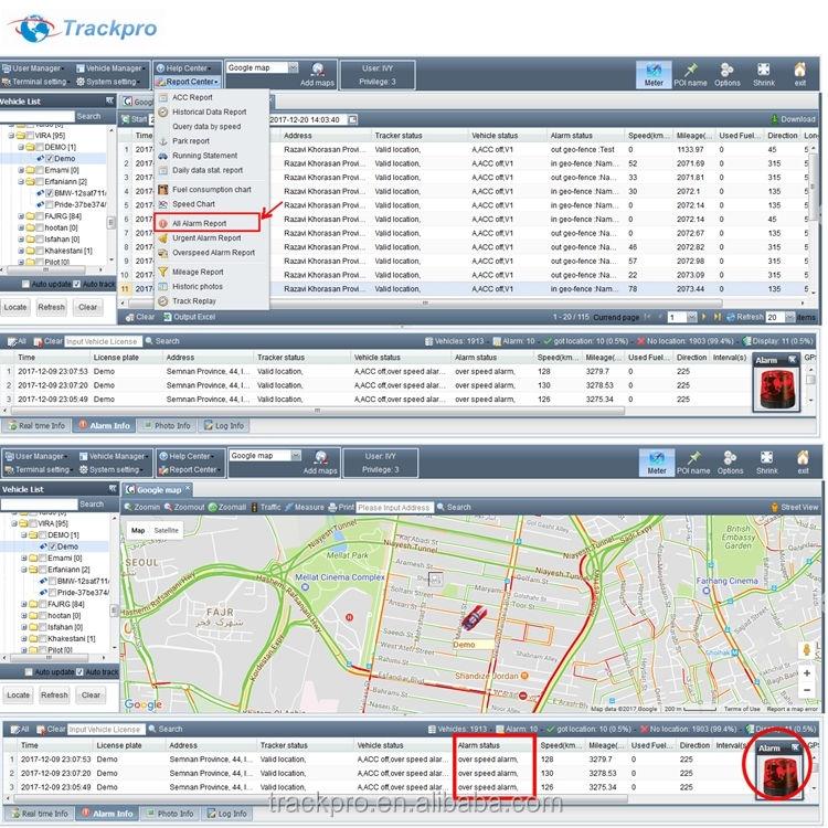 Personalizar gps tracking software soporta la plataforma Coban tk103b tk103a TK103 <span class=keywords><strong>GV300</strong></span> TR02