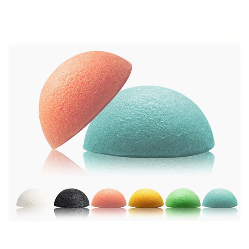 Best selling magic sponge beauty cosmetic 100% konjac sponge