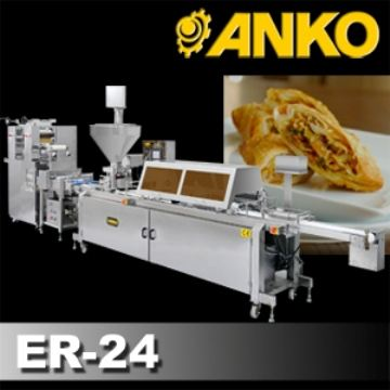 bevroren anko extrusie snack automatische loempia making machine