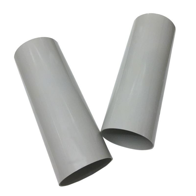China Manufacturer brand names sizes 110mm 300mm 500mm Plastic PVC Drainage Pipe