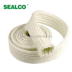 High Temperature Heat Treated Fiberglass Braided Sleeve