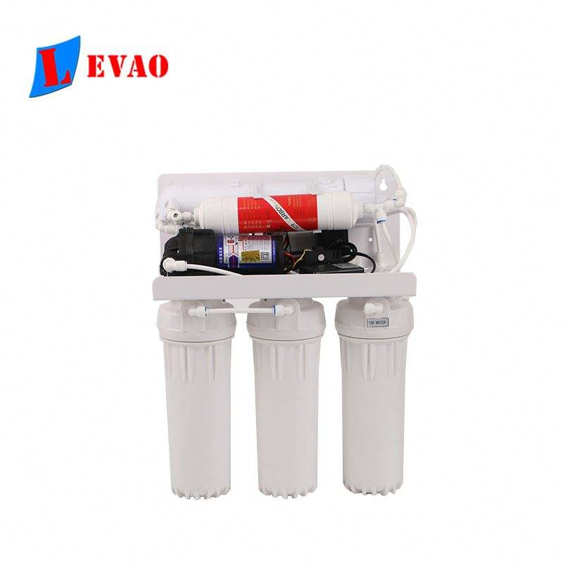 Ro 5 stage Cabinet Water Purifier Filter Korea Store Along The Street Restaurant Chain Water+Filters