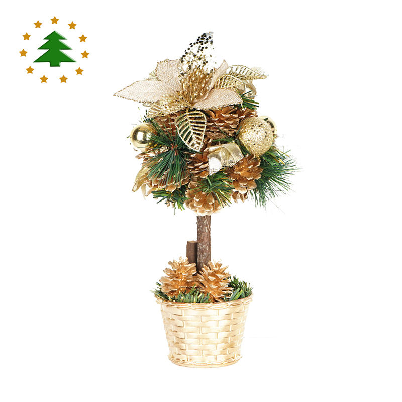 PVC pop up decorazioni all'ingrosso mountain re artificiale albero di natale