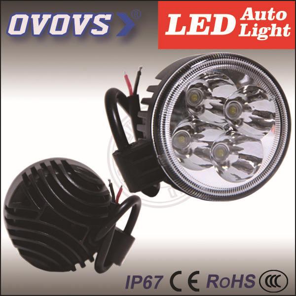 OVOVS 新製品! 防塵,防水,防振 狭角広角一体12w led 工場照明