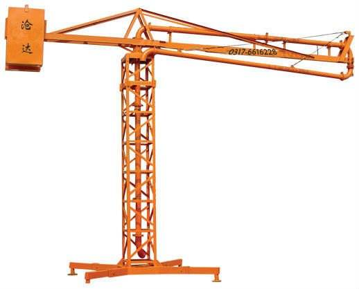 Manual concrete placing boom mobile concrete batching plant Concrete pump placer/concrete spreader/concrete pump placing boom