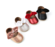 Princess Baby First Walk Shoes Cute bow leather shoes soft prewalkers Casual Dress Ballet shoes