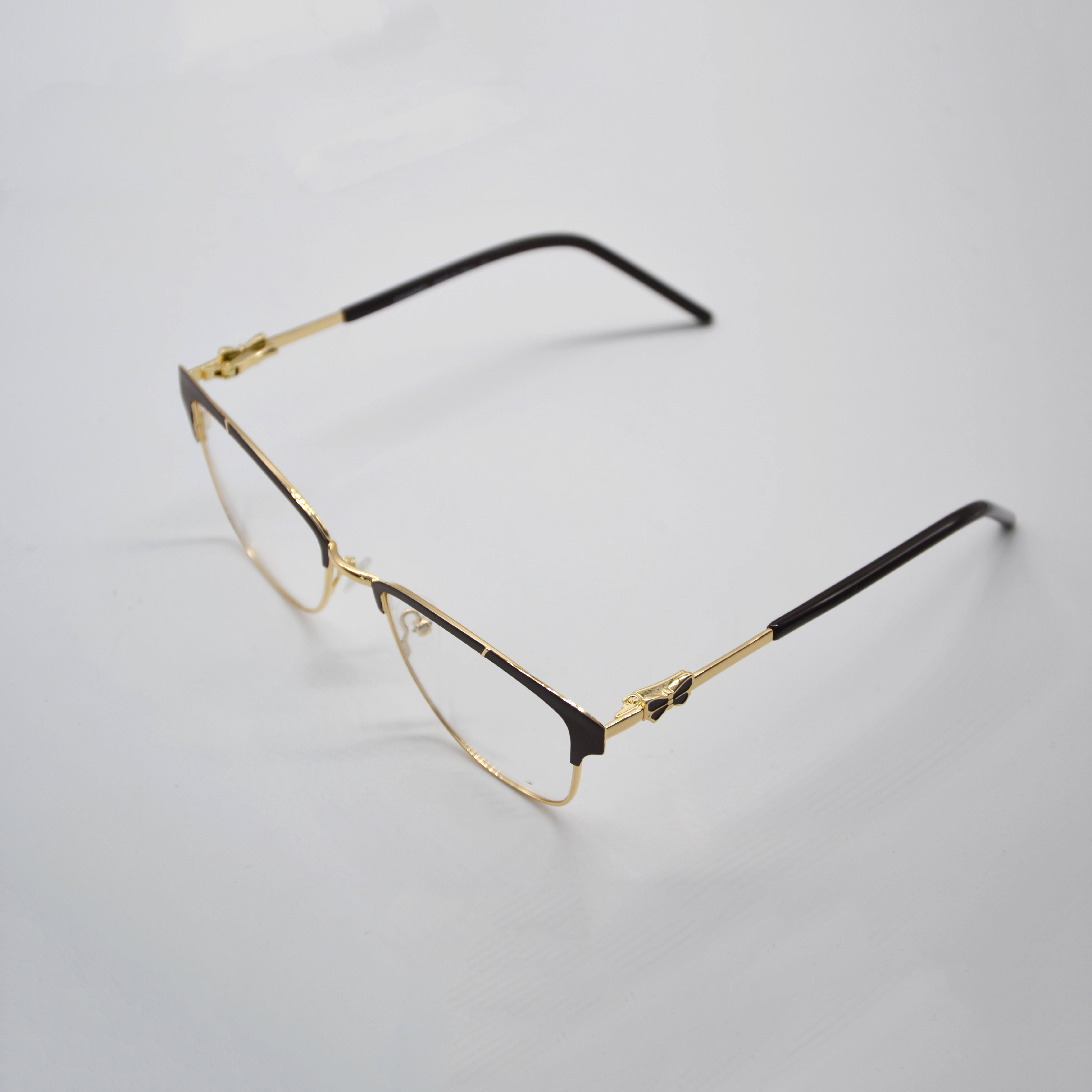 2020 eyeglass case frame custom attractive Italian design acetate metal fashion man and women optical exquisite glasses