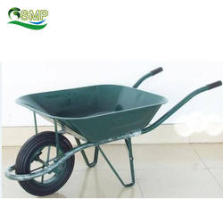 High Quality Green Color Wheel Barrow for Sale
