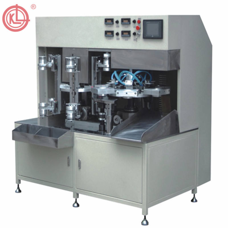 Full-auto ECO Filter Rotary Heat Plating Machine for ECO Filter KL-MC025
