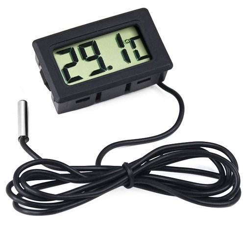 Factory Hottest Mini Mounted Digital Water Temperature Thermometer
