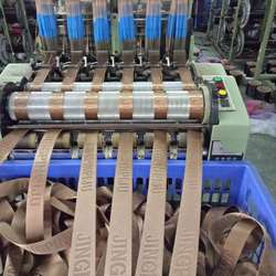 2019 custom jacquard pp webbing tape for all kinds belt with cheap price