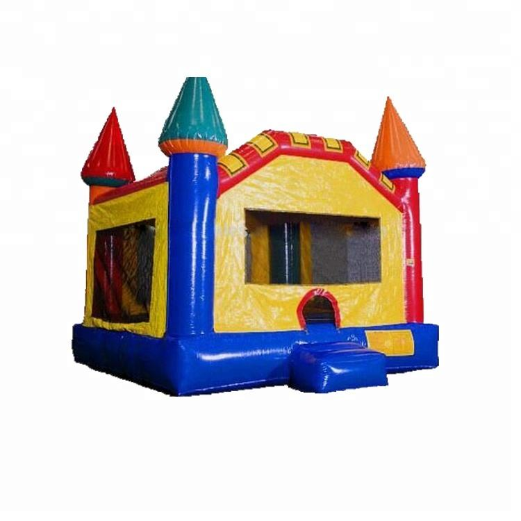 Hot sale Inflatable Bounce House And Jumping Castle Used Parts for adult