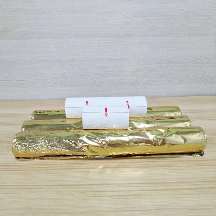 Großhandel Gedruckt Leere Pos Maschine Cash Register 80X80mm Thermische Papier Rollen
