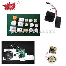 Customized Sound module digital voice recorder for greeting cards toys