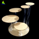 Cake Tools Hot Sale Custom 5 Tier Acrylic Round Cake Stand