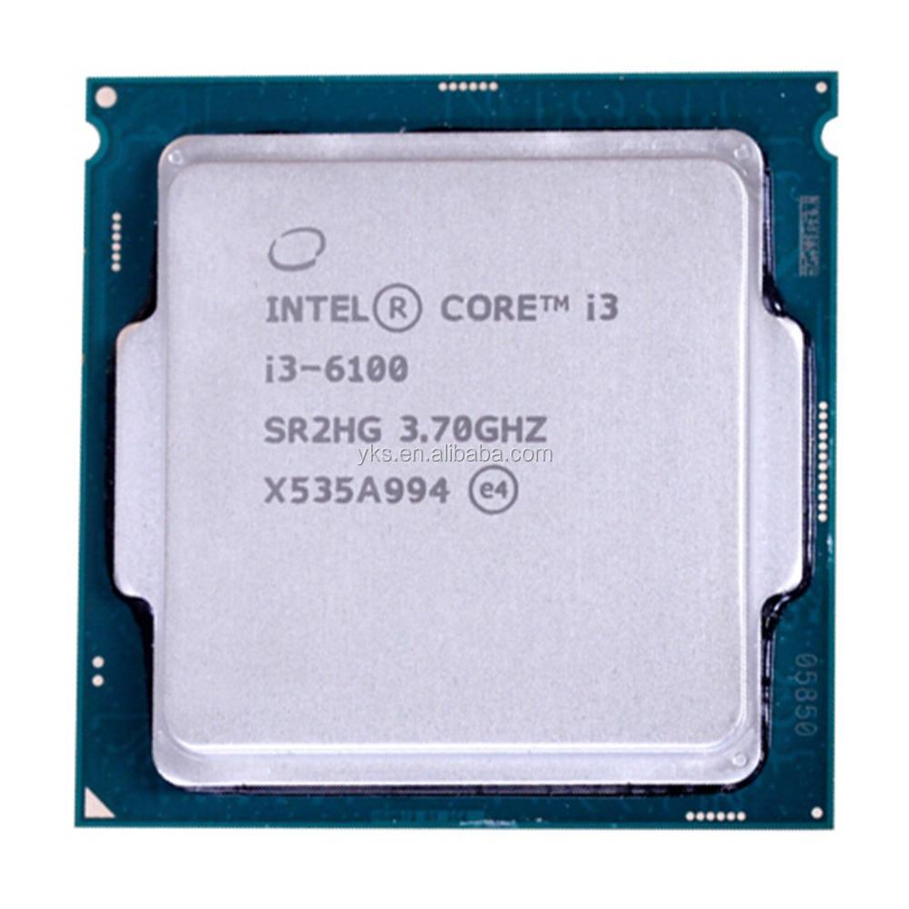 QTY 1x Intel CPU i5-6500 Quad-Cores 3.20Ghz 6MB LGA1151 SR2L6 mem A not work