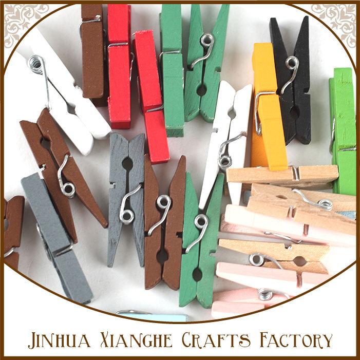 Высокая Малый качество древесины Ткань Пег / PP / клипы / Clothpins / ткань Pin