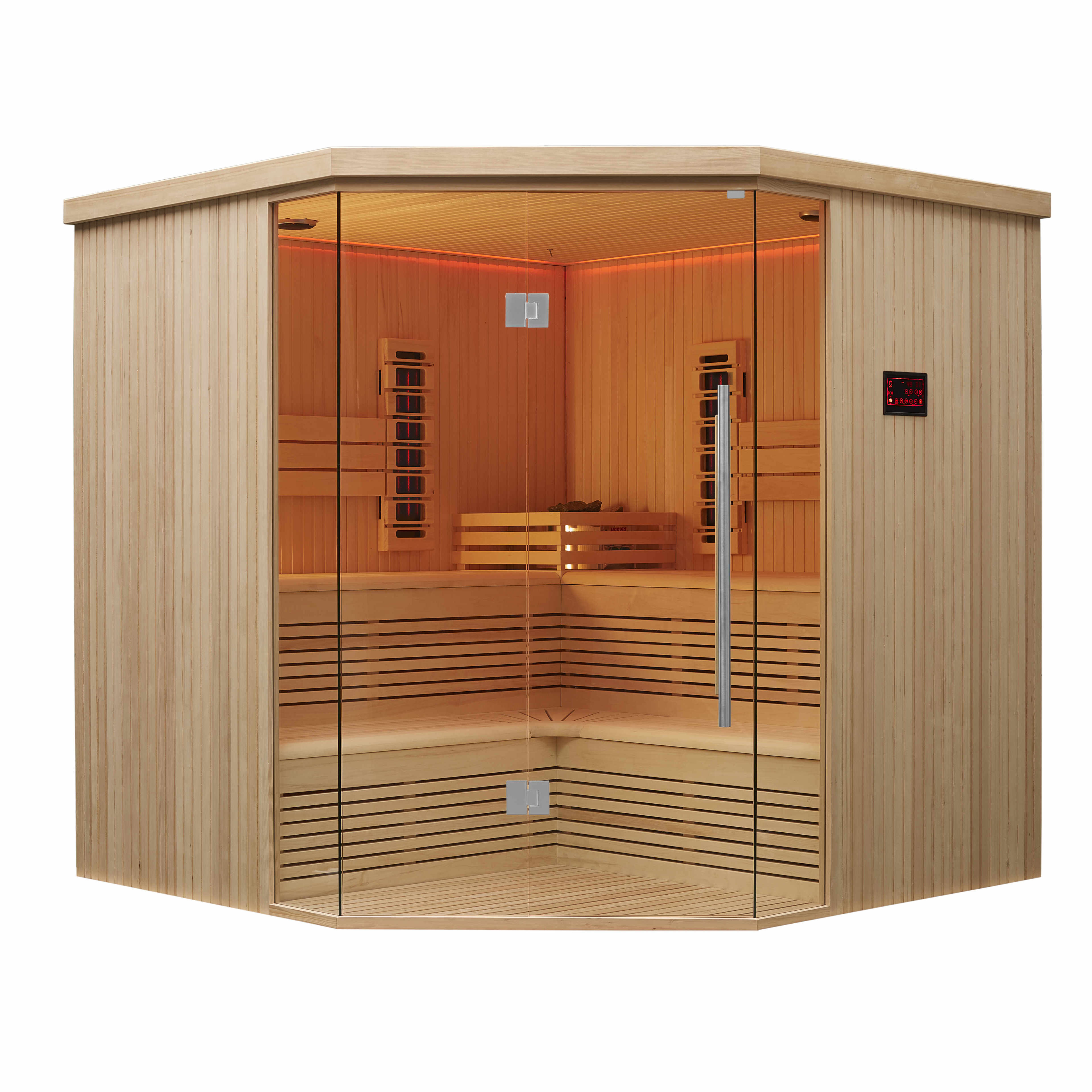 4-6 persson infrared sauna room dry sauna WS-1813