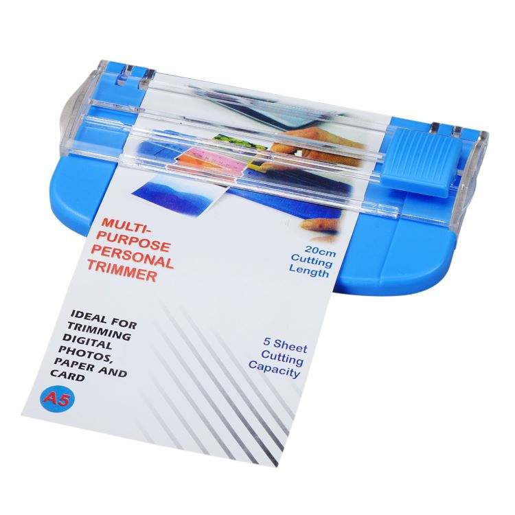 Trimmer Set di sicurezza piccola taglierina photo multi-purpose paper trimmer