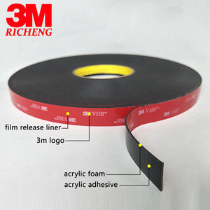 3m vhb tape 5952 Anti-vibration Acrylic Foam Tape for Auto Parts Bonding